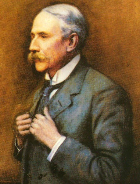 hier klicken - Elgar, Edward 1857-1934 (Photo: Album Cover)